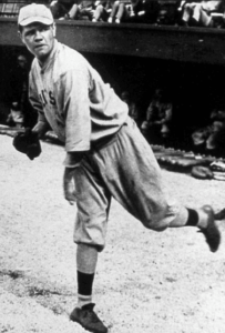 Babe Ruth-pitcher