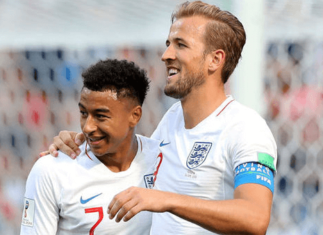 England 6-1 Panama2