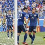 Japan lose